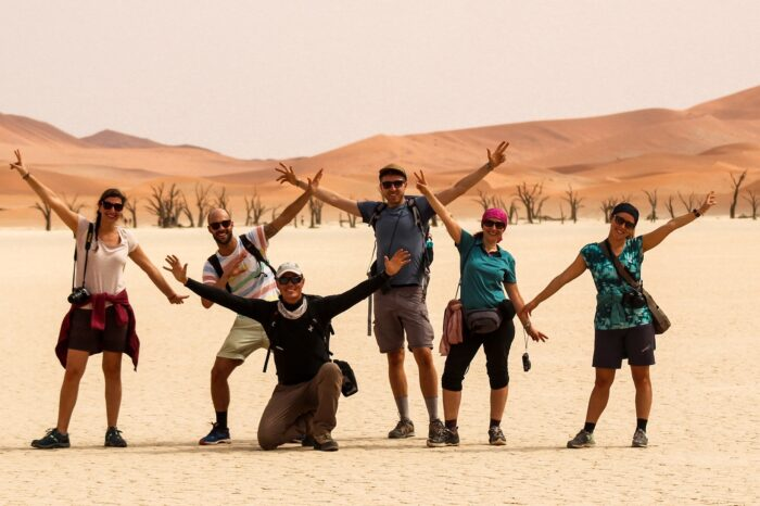9 Day Namibia Is Not For Sissies